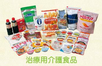 治療用介護食品