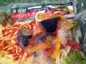 冷凍海鮮パスタ